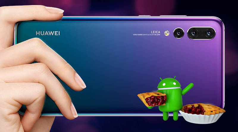 Huawei P20 Pro Huawei Mate 10 Pro Honor 10 when updated Android 9 Pie beta tests