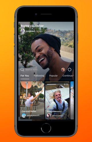 igtv najlepsze aplikacje iOS lipiec 2018