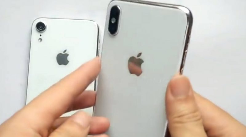 Apple iPhone 2018 iPhone X Plus wideo atrapy kiedy premiera