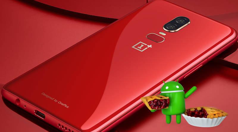 Android 9 Pie dla OnePlus 6 kiedy aktualizacja beta HydrogenOS OxygenOS 9.0 aktualizacja OnePlus 6T