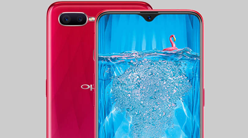 Oppo F9 cena opinie premiera specyfikacja techniczna gdzie kupić w Polsce notch klon iPhone X