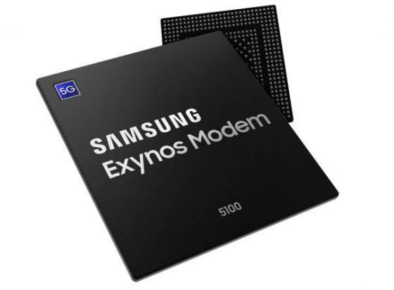Samsung Exynos 5100 modem 5G Galaxy S10 kiedy premiera