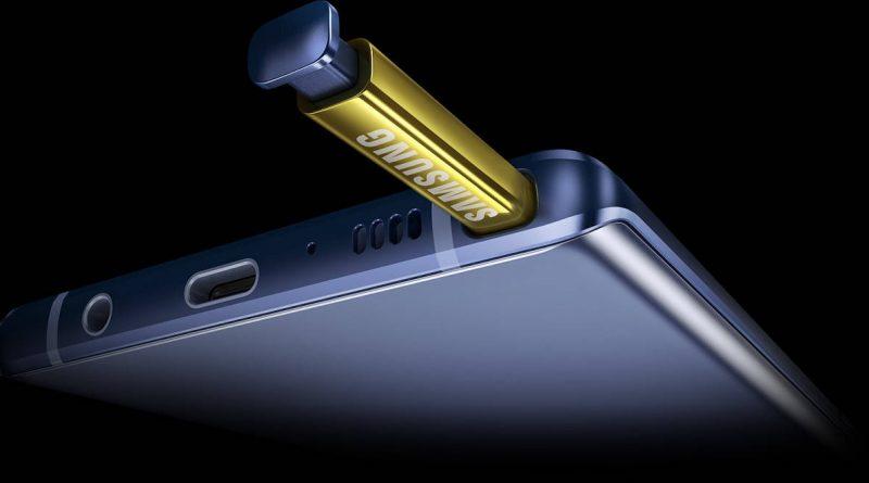 Samsung Galaxy Note 9 Huawei Mate 20 Pro