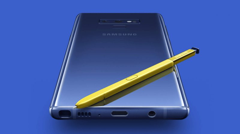 Samsung Galaxy Note 9 benchmarki wydajność iPhone X Apple A11 Bionic smartfony test One UI 2.0 beta