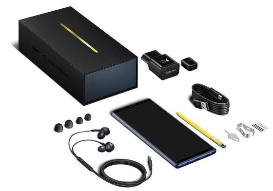 Samsung Galaxy Note 9 cena przedsprzedaż specyfikacja techniczna gdzie kupić w Polsce Guard Note 9
