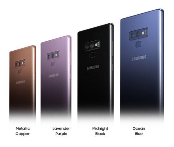 Samsung Galaxy Note 9 design cena gdzie kupić w Polsce opinie dane techniczne