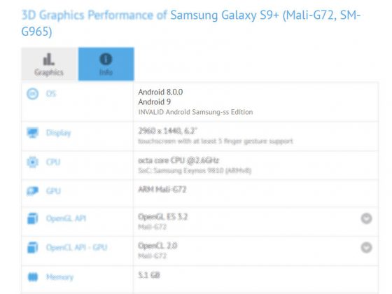 Samsung Galaxy S9 Android 9 Pie kiedy aktualizacja Samsung Experience 10