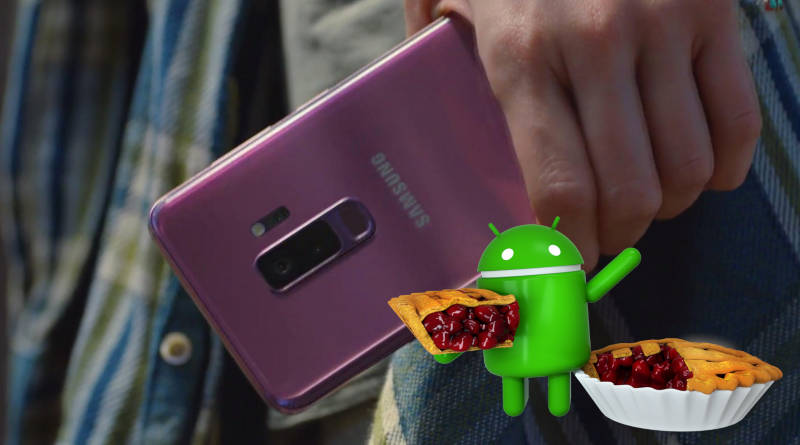 Galaxy S9 with Samsung Experience 10 and Android Pie will get a new feature for Always on Display