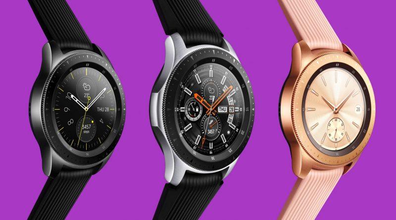 Samsung Galaxy Watch cena premiera specyfikacja techniczna opinie kiedy gdzie kupić w Polsce