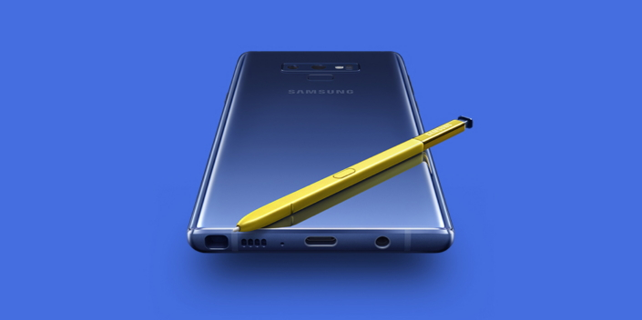 Samsung Galaxy Note 9 price premiere technical specification technical data where to buy in Poland S Pen