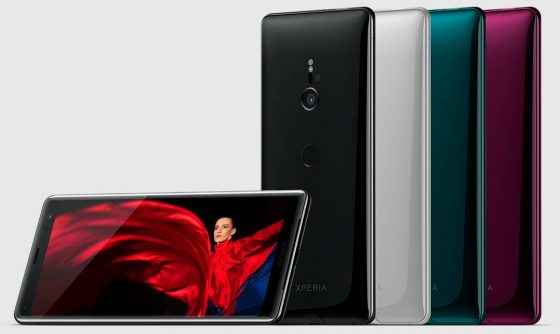 Premiera Sony Xperia XZ3 cena kiedy przedsprzedaż w Polsce gdzie kupić opinie specyfikacja techniczna