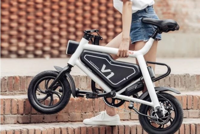 xiaomi himo v1 cena opinie rower Xiaomi