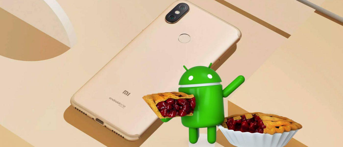 Xiaomi Mi A2 kiedy aktualizacja Android 9 Pie beta testy