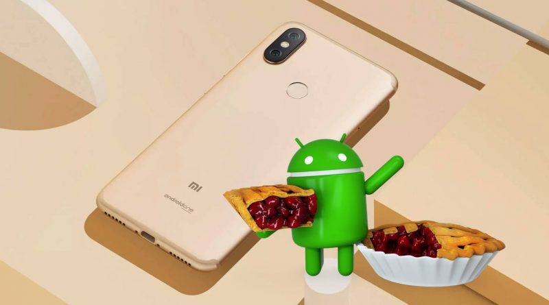 Xiaomi Mi A2 when update Android 9 Pie beta tests