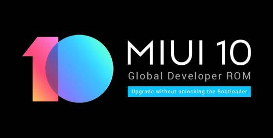 Xiaomi MIUI 10 Global Developer ROM jak zainstalować na Redmi