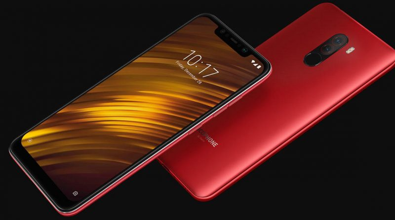 Xiaomi POCO F1 price Pocophone F1 where to buy in Poland technical specification when the premiere
