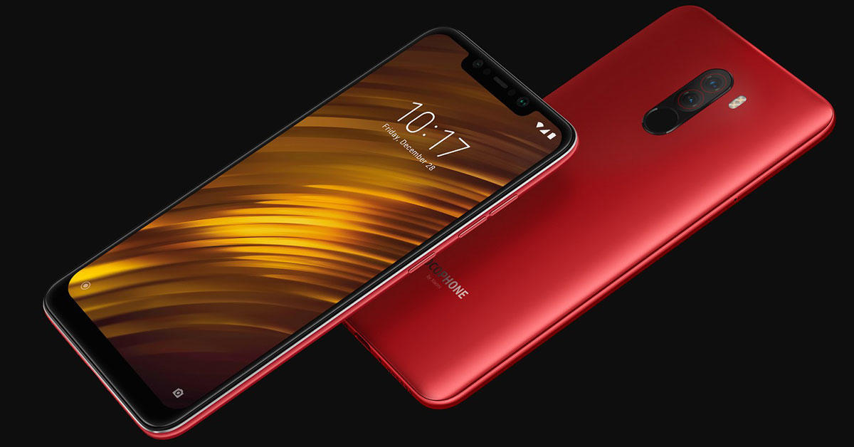 Xiaomi POCO F1 cena Pocophone F1 gdzie kupić w Polsce specyfikacja techniczna kiedy premiera Android Pie MIUI 10 Global Beta ROM