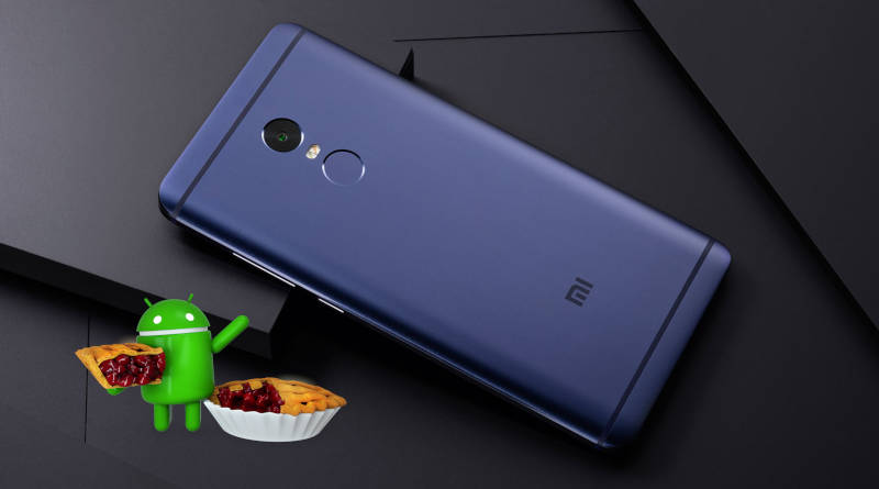 Xiaomi Redmi Note 4 unofficial Android 9 Pie update