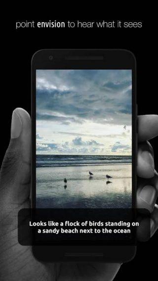 Envision AI najlepsze aplikacje iOS wrzesień 2018