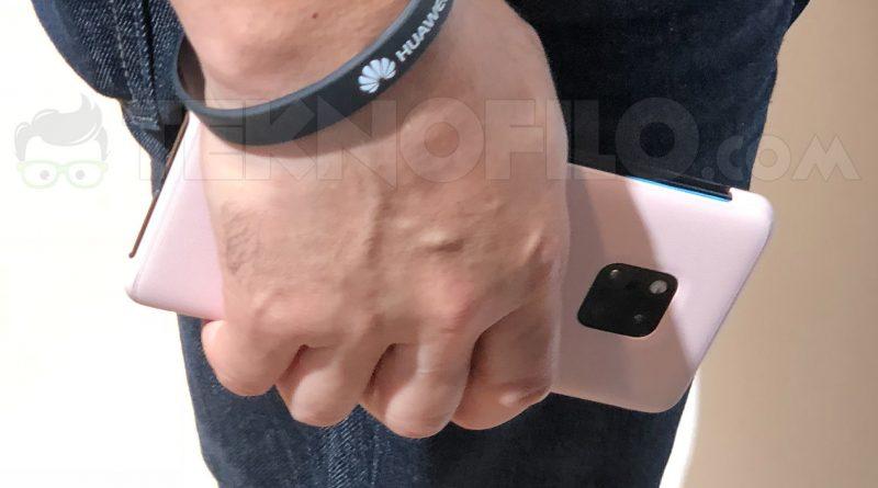 Prototyp Huawei mate 20 Pro na IFA 2018 smartfony kiedy premiera specyfikacja techniczna