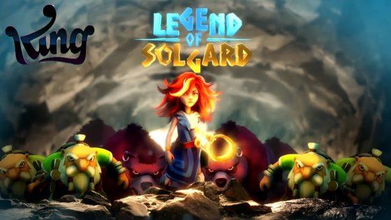 Legend of Solgard najlepsze gry mobilkne sierpień 2018 ios android
