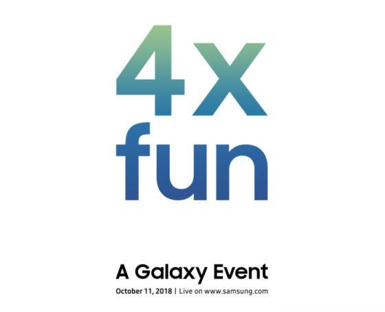 Samsung Galaxy A7 2018 cztery aparaty kiedy premiera Galaxy S10