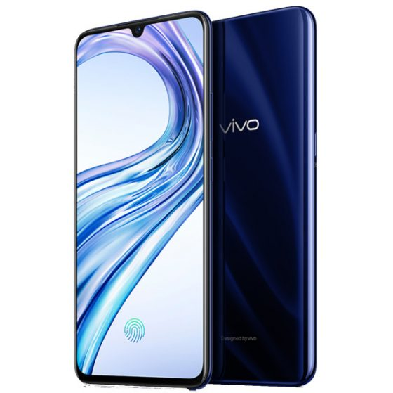 Vivo X23 price premiere technical specification where to buy in Poland reviews