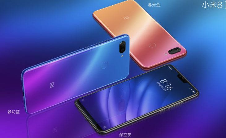 Xiaomi Mi 8 Lite price premiere technical specification reviews where to buy in Poland