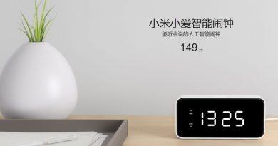 Xiaoai Smart Alarm Clock – inteligentny budzik od Xiaomi