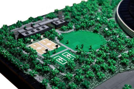 apple park campus 2 klocki lego 2