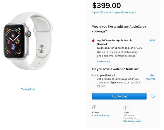 iPhone Xs Max Apple Watch 4 series 4 cena przedsprzedaż gdzie kupić najtaniej w Polsce