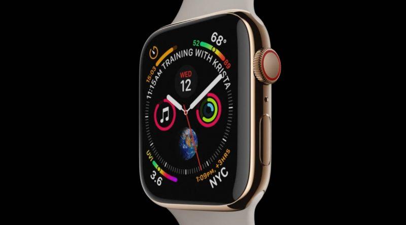 Apple Watch 4 2018 Apple Watch series 4 cena premiera specyfikacja techniczna gdzie i kiedy kupić w Polsce test recenzja opinie