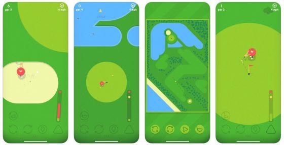 golfing around najlepsze gry mobilne sierpnień 2018 ios android
