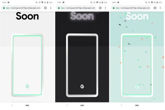 Google Pixel 3 XL kolory obudowy kiedy premiera specyfikacja techniczna