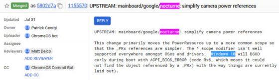 Google Pixel Slate Nocturne Chromebook Chrome OS Windows 10 kiedy premiera