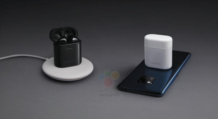 Huawei Mate 20 Pro Freebuds 2 Pro słuchawki bezprzewodowe kiedy premiera specyfikacja techniczna
