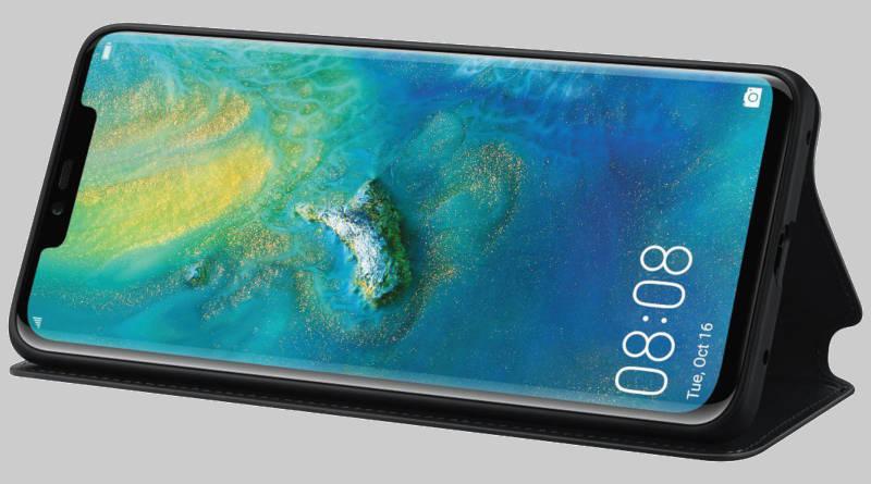 Huawei Mate 20 Pro rendery kiedy premiera specyfkacja
