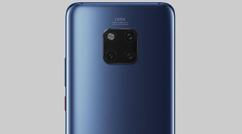Huawei Mate 20 Pro rendery prasowe grafiki kiedy premiera specyfikacja techniczna