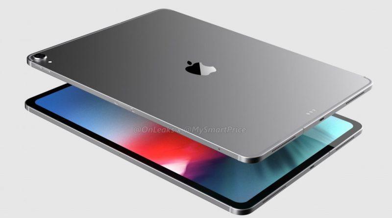 Apple iPad Pro 2018 rendery Onleaks ramka iPhone 5/5s kiedy premiera specyfikacja techniczna