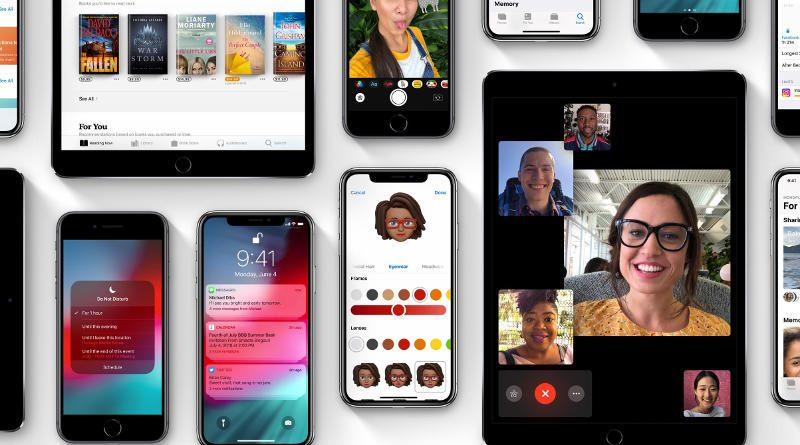 iOS 12.0.1 aktualizacja dla Apple iPhone iPad co nowego