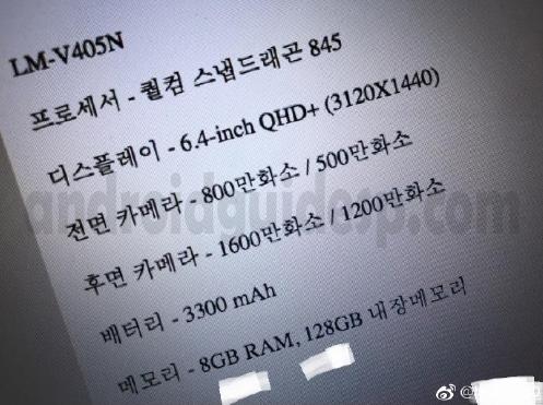 LG v40 ThinQ kiedy premiera cena specyfikacja techniczna gdzie kupić