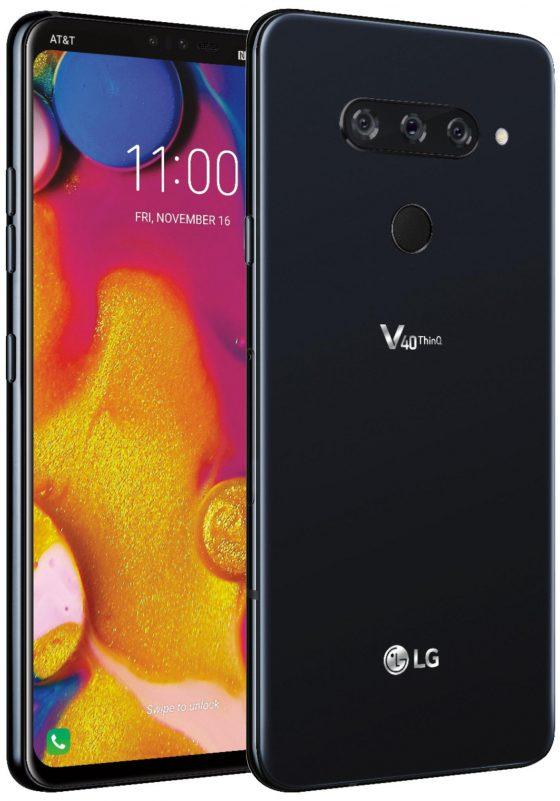 LG V40 ThinQ render Evleaks kiedy premiera specyfikacja techniczna opinie