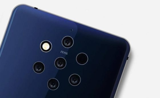 Nokia 9 when the premiere of the latest technical specification by HMD Global Britta Gerbracht