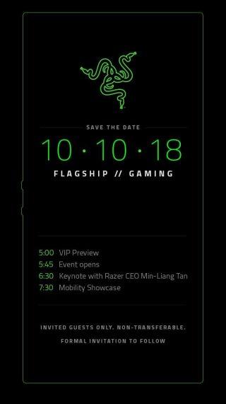 Razer Phone 2 smartfon do gier kiedy premiera specyfikacja techniczna opinie gdzie kupić
