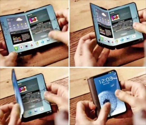 Samsung Galaxy F folded smartphone price when the premiere of what screens
