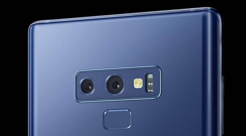 Samsung Galaxy Note 9 aplikacja aparat dla Galaxy S9 Plus