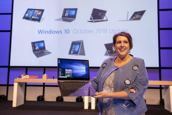 Windows 10 October 2018 Update Redstone 5 kiedy premiera Windows 10 1809 dla wszystkich Microsoft na IFA 2018
