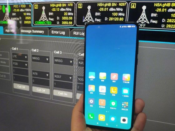 Xiaomi Mi Mix 3 new photo when the premiere of the 5G network