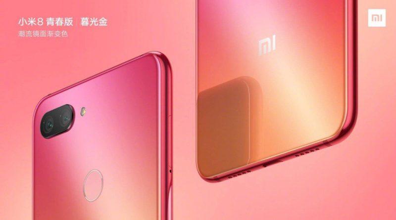 Xiaomi Mi 8 Youth Edition cena kiedy premiera specyfikacja techniczna gdzie kupić w Polsce