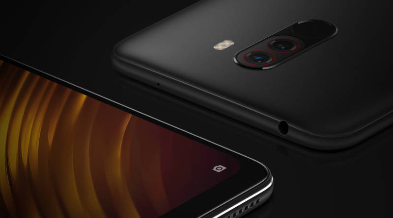 Pocophone F1 from Xiaomi gets video recording in 960 fps